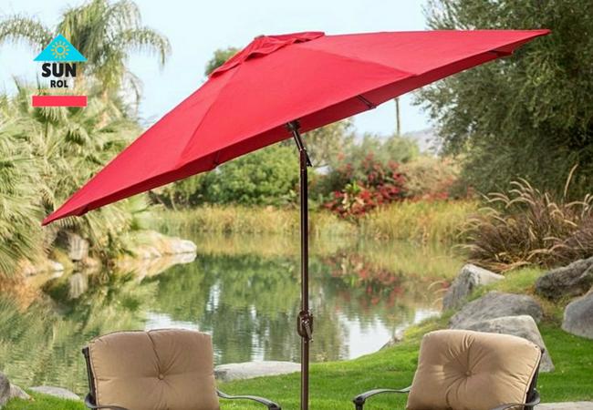 Suncobrani za Vaše dvorište - Uživajte u životu